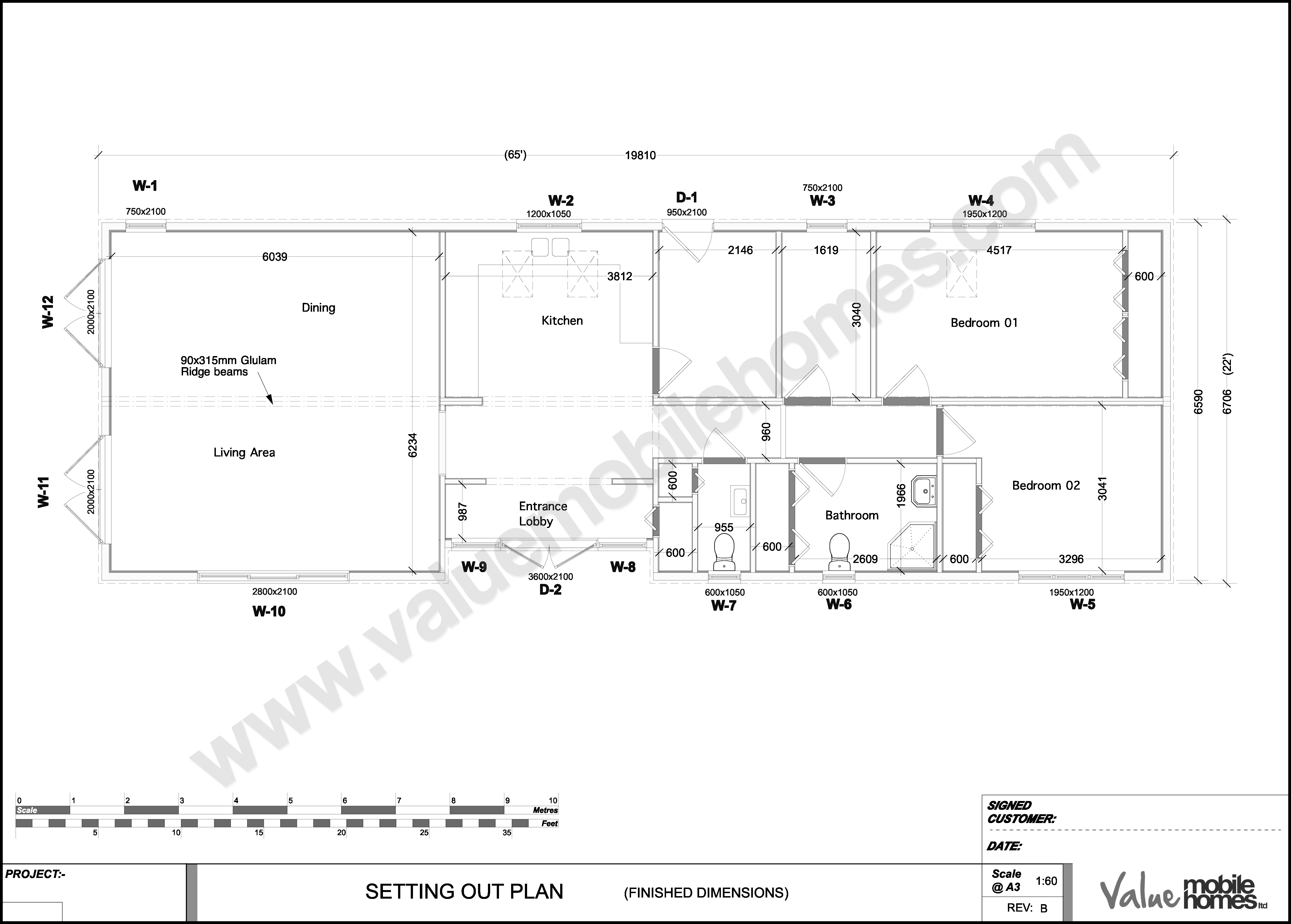 Floorplans value mobile homes for House layout plans
