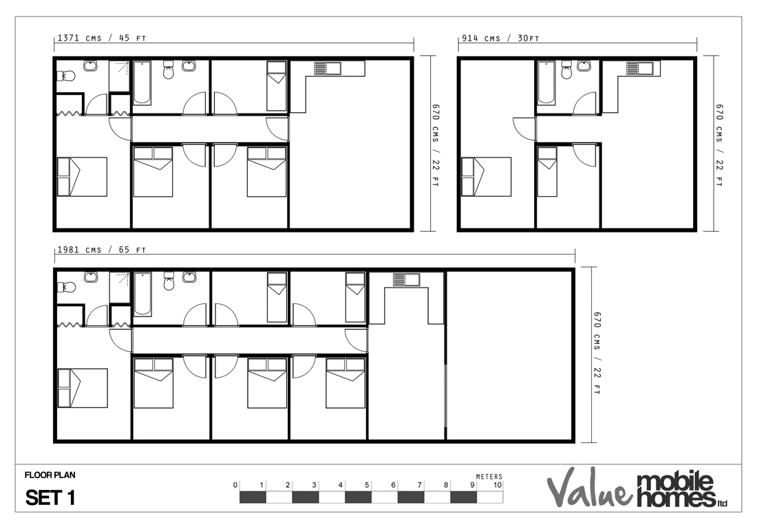 Floorplans value mobile homes for Home floor design