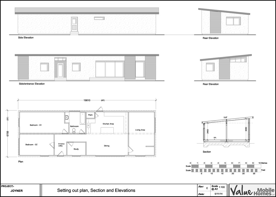 65x22FT-Mono-Pitch-Mobile-Home-Elevations