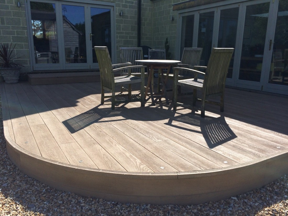 Material Specification Millboard Replica Wood Cladding And Decking Value Mobile Homes