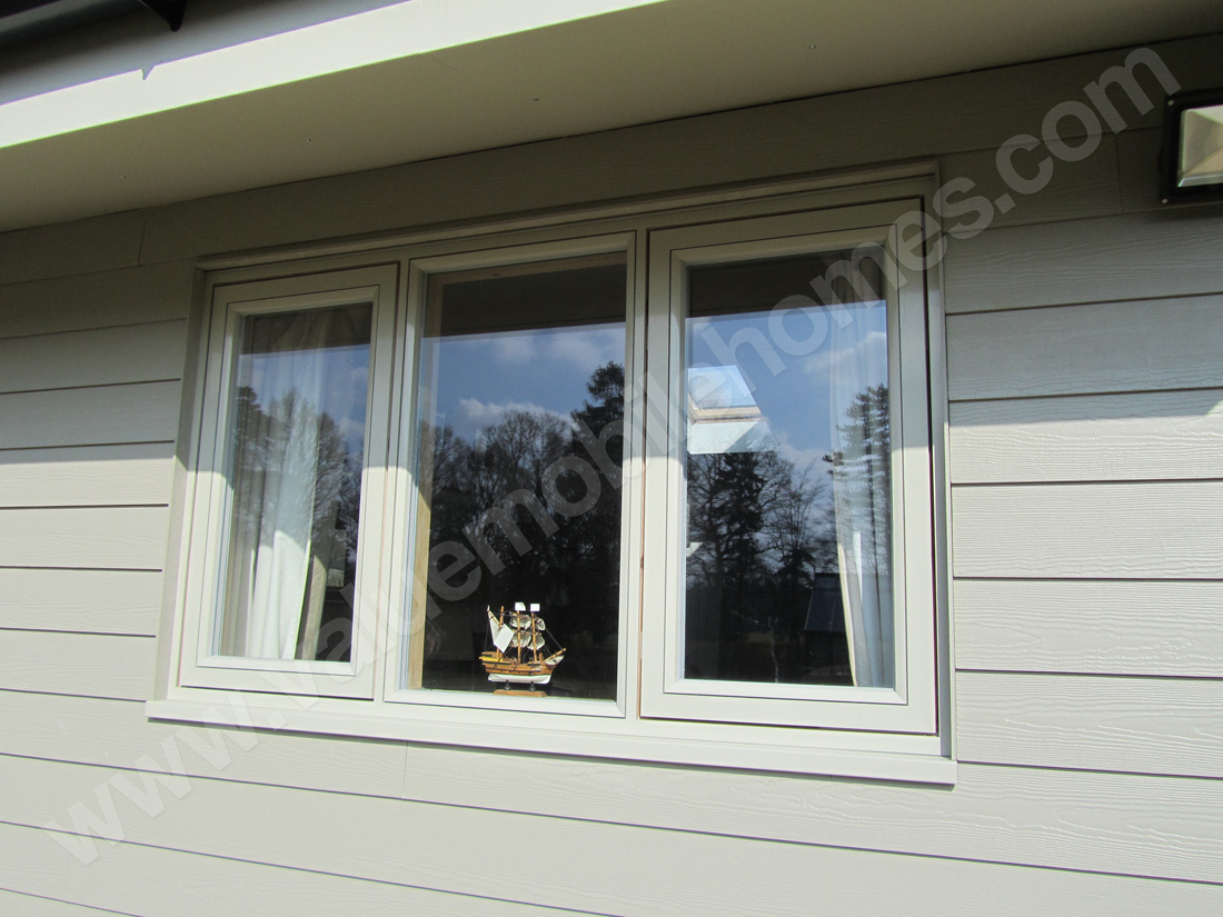 Material specification aluminium clad softwood windows for Home windows and doors