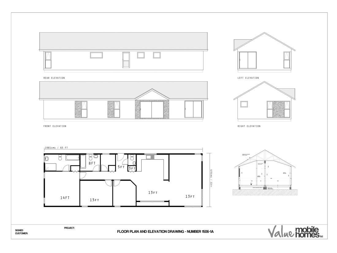 Reading-Luxury-Mobile-Home-65x22FT-FLOORPLAN